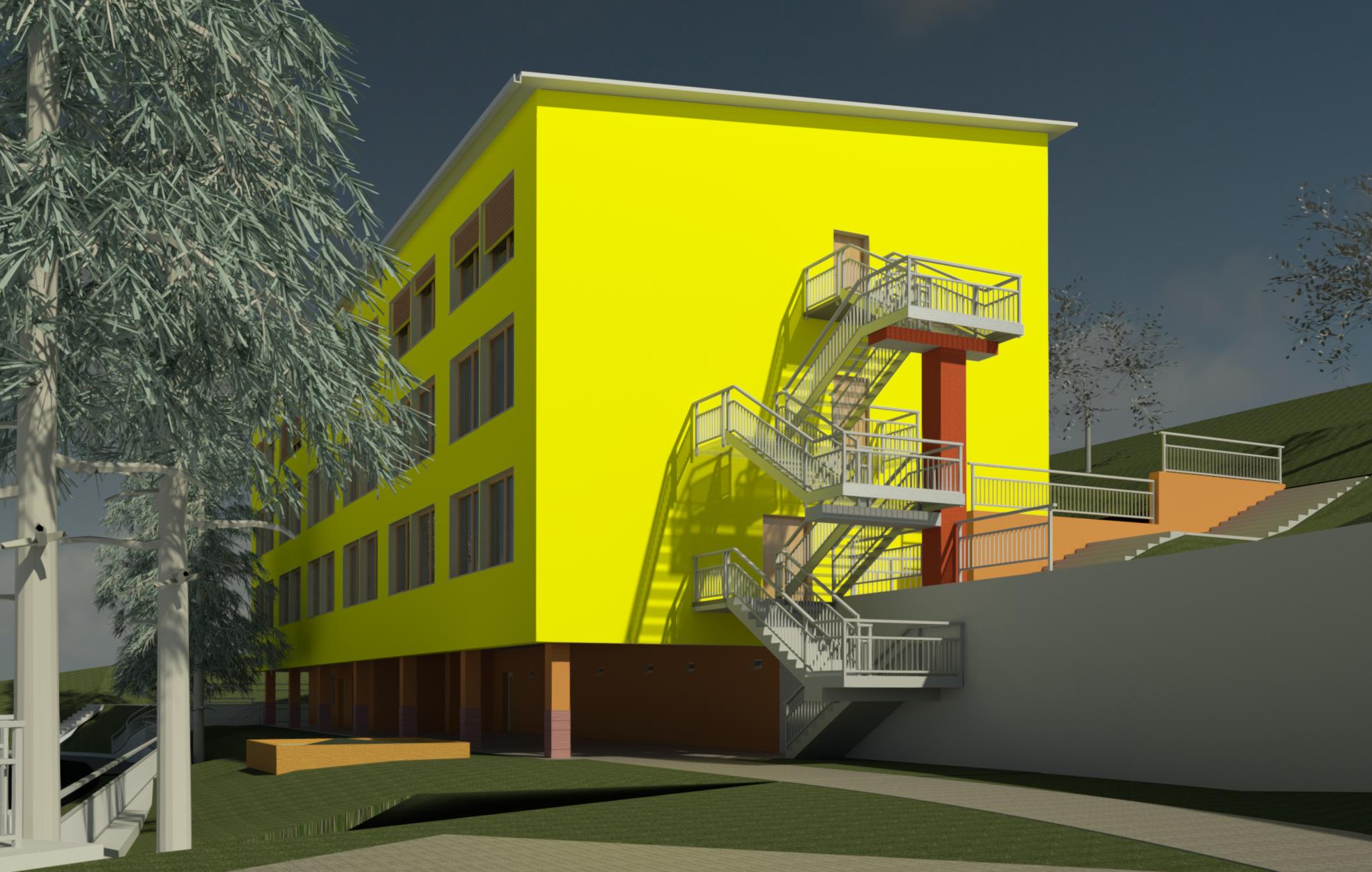 Nástavba mateřské školy